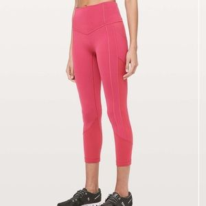 Lululemon All The Right Places Crop II 23 inch